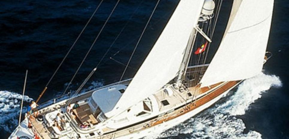 Flying Magic Charter Yacht
