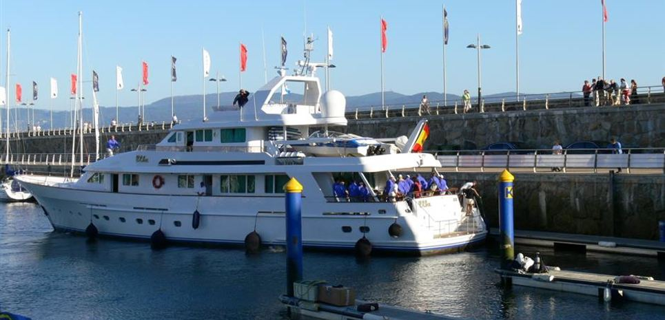Elba Charter Yacht