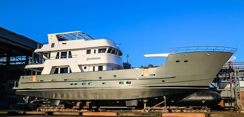 Sandalphon Charter Yacht
