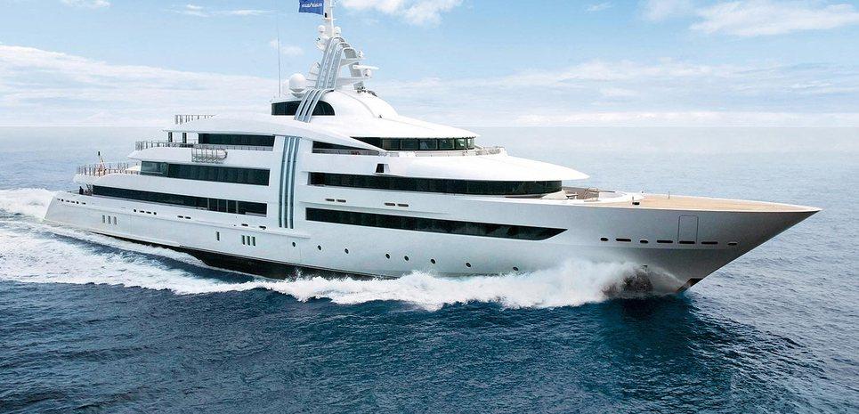 Vibrant Curiosity Charter Yacht