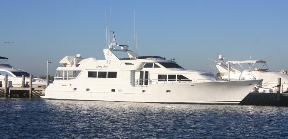 Stray Kat Charter Yacht