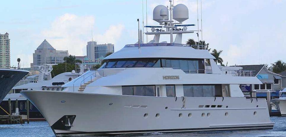 Relentless Charter Yacht