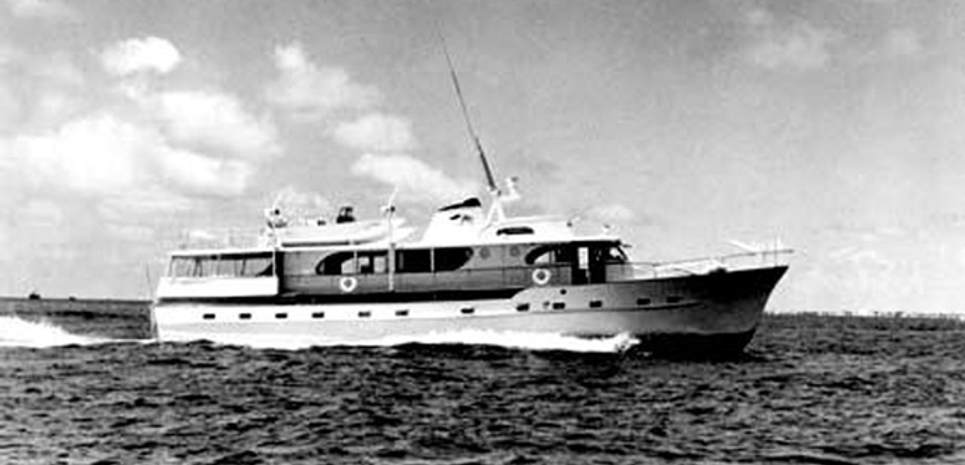 Irene Charter Yacht