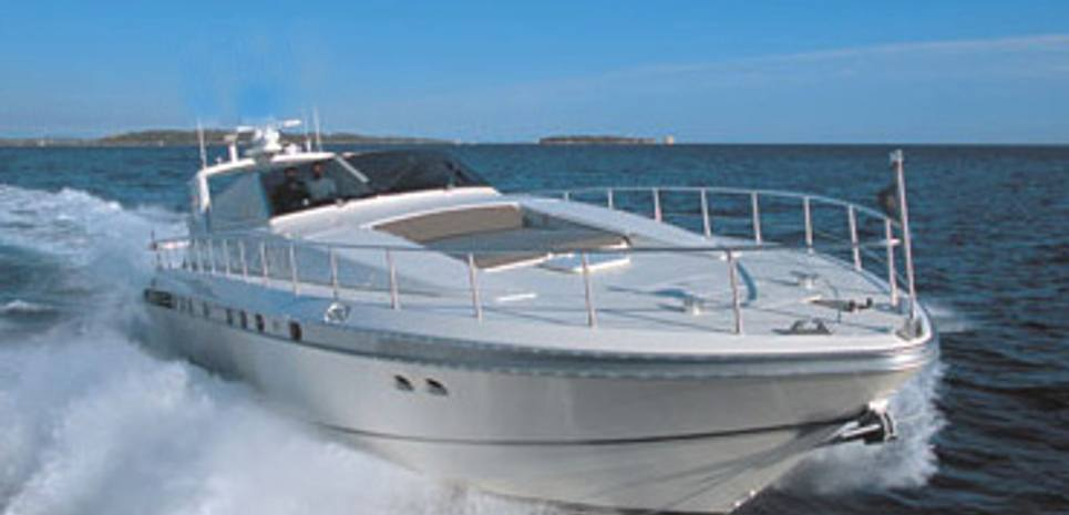 Denstinity Charter Yacht
