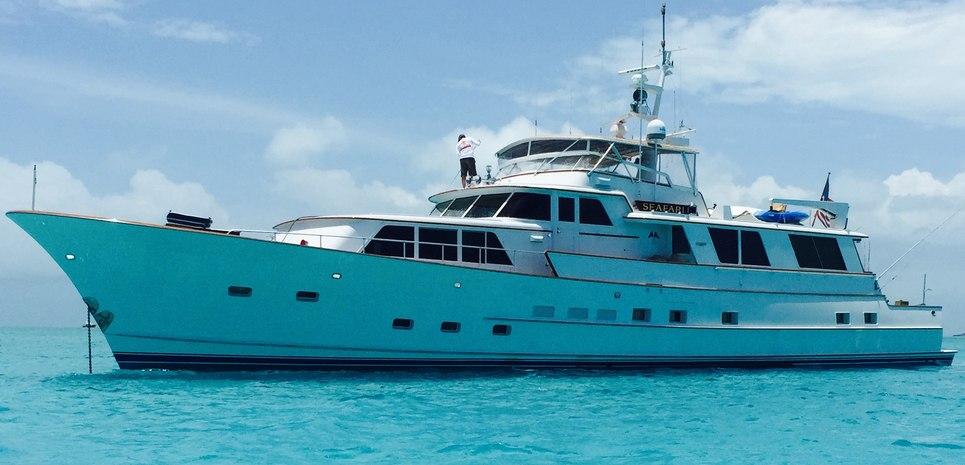 Seafari Charter Yacht