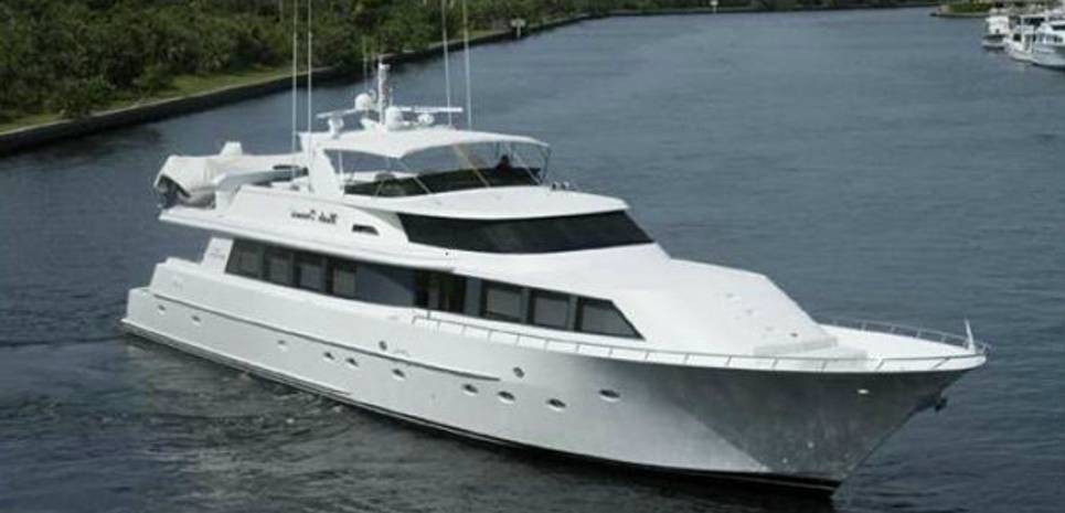 Miss Direction Charter Yacht