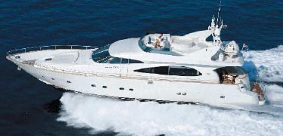 Sabiha Charter Yacht