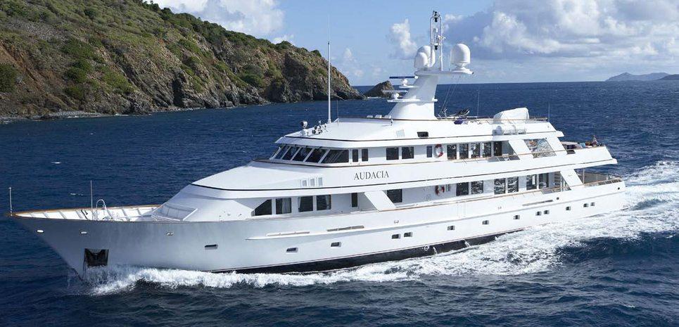 Genesia Charter Yacht