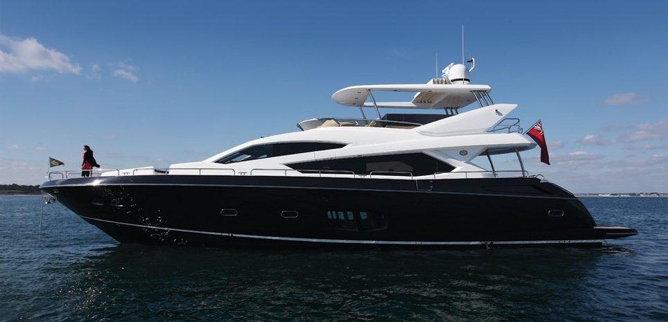 Family Spirit Charter Yacht