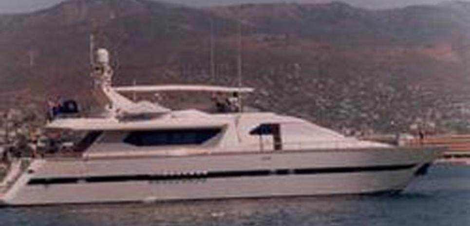 Princess Pauline Charter Yacht