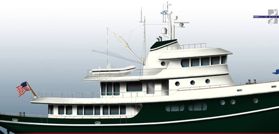 Sea Monster Charter Yacht