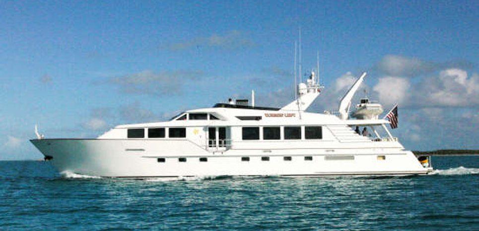 Turnin' Left Charter Yacht