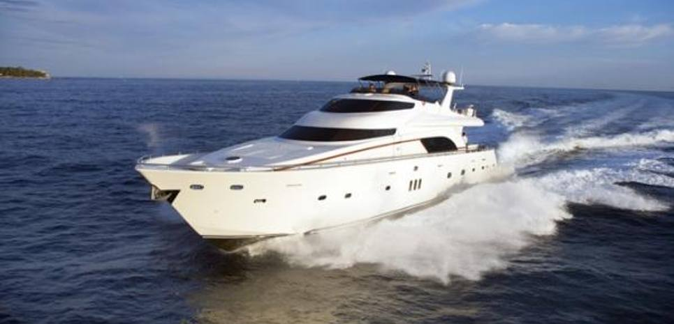 Lady Carola Charter Yacht