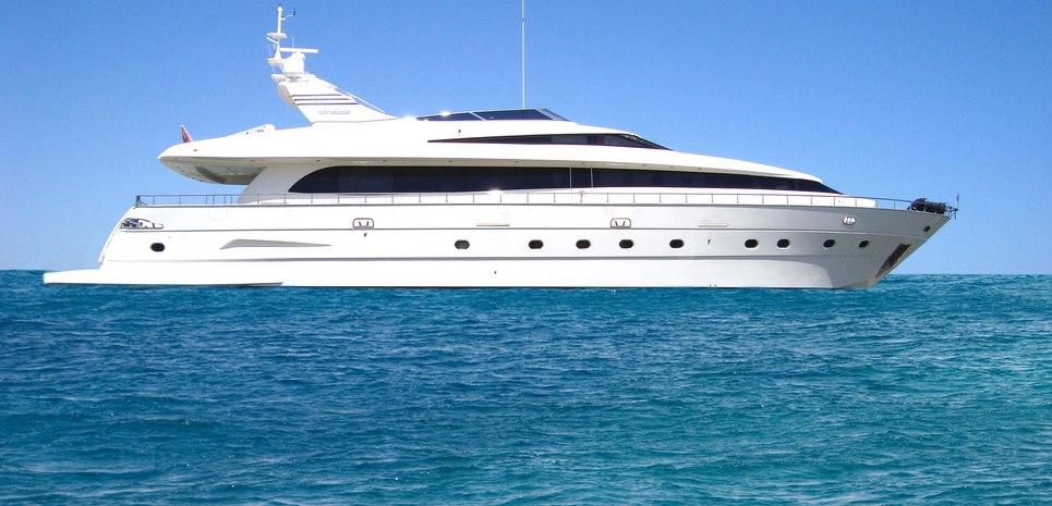 Yasson Charter Yacht