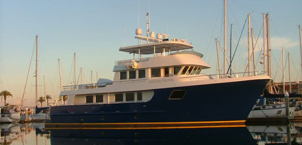 Allseas Yachts Expedition 92' 2 Charter Yacht