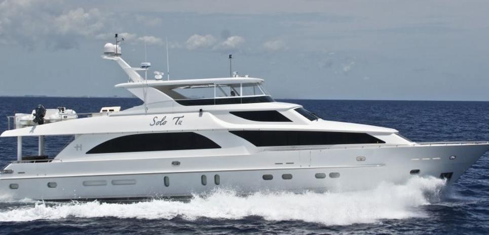 Solo Tu Charter Yacht
