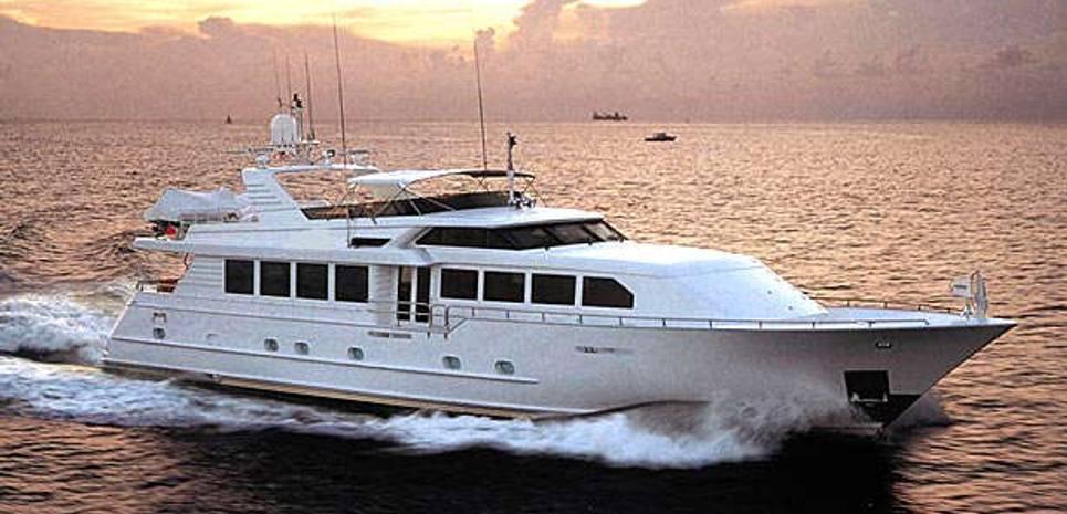Island Vibes Charter Yacht