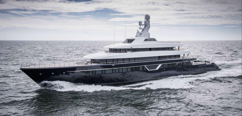 Lonian Charter Yacht