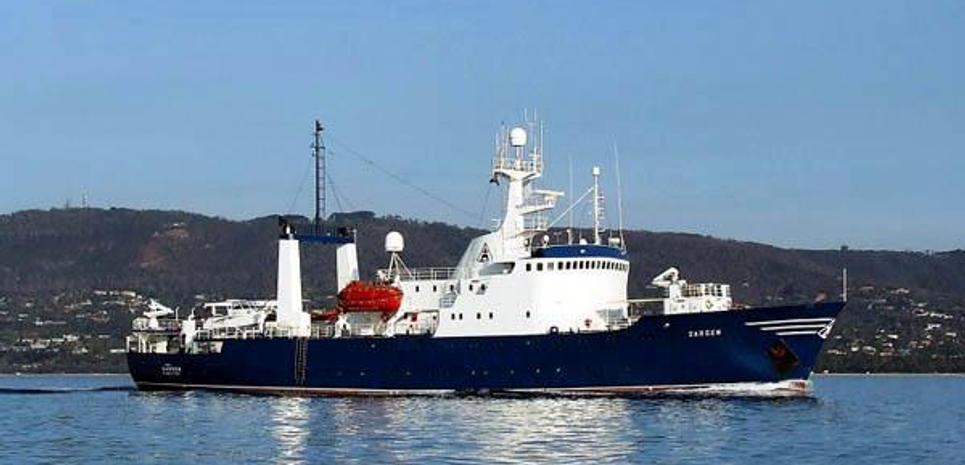 Sarsen Charter Yacht