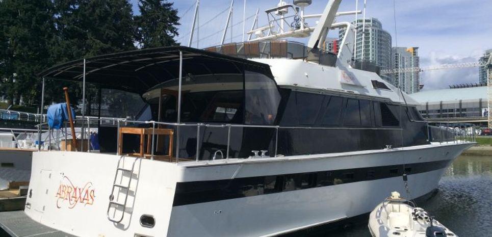 Alicia Charter Yacht