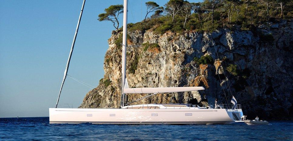 Drifter Cube Charter Yacht