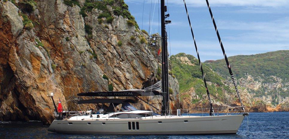 Spirit of Phantom Charter Yacht