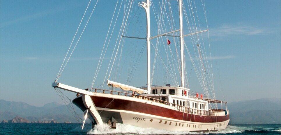 Tersane 8 Charter Yacht