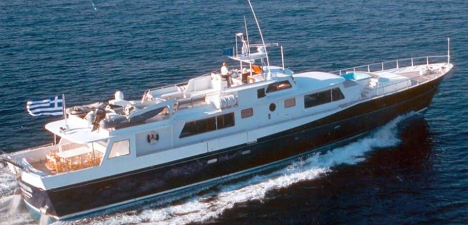 Allahou Charter Yacht
