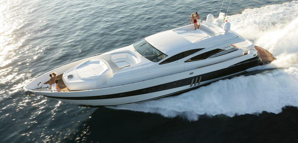 Maximo Charter Yacht