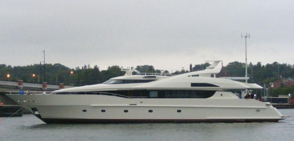 Blacksheep Charter Yacht
