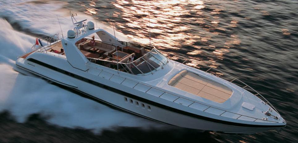 Aspacia Charter Yacht