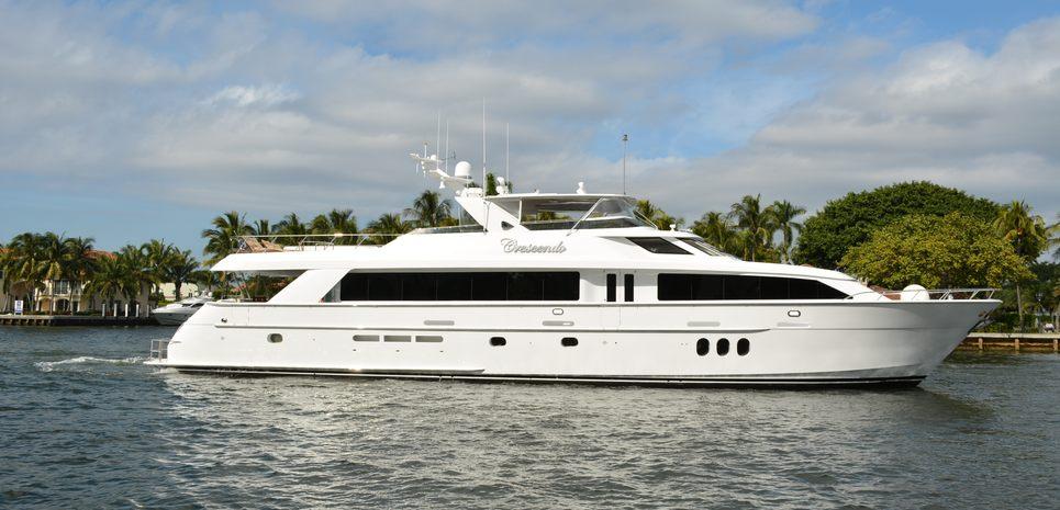 Avanti Charter Yacht