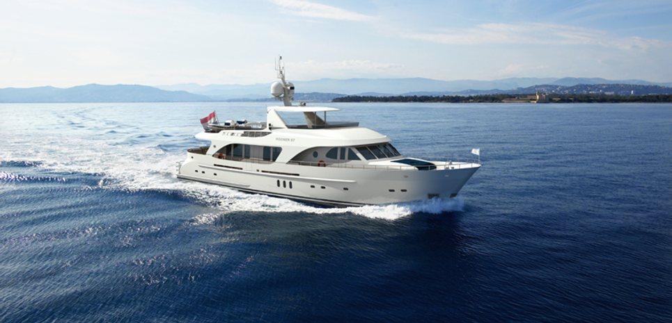 Nimbus Charter Yacht