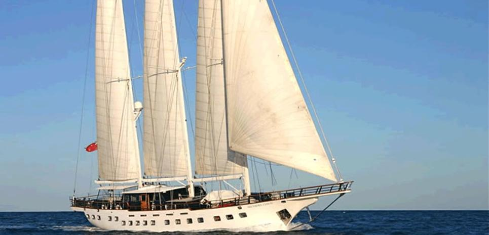 Southern Cloud Charter Yacht