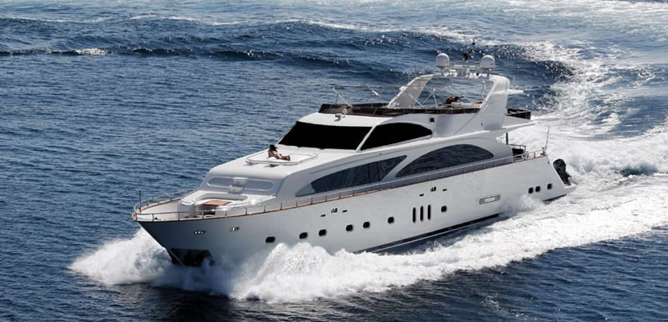 My Pleasure Charter Yacht