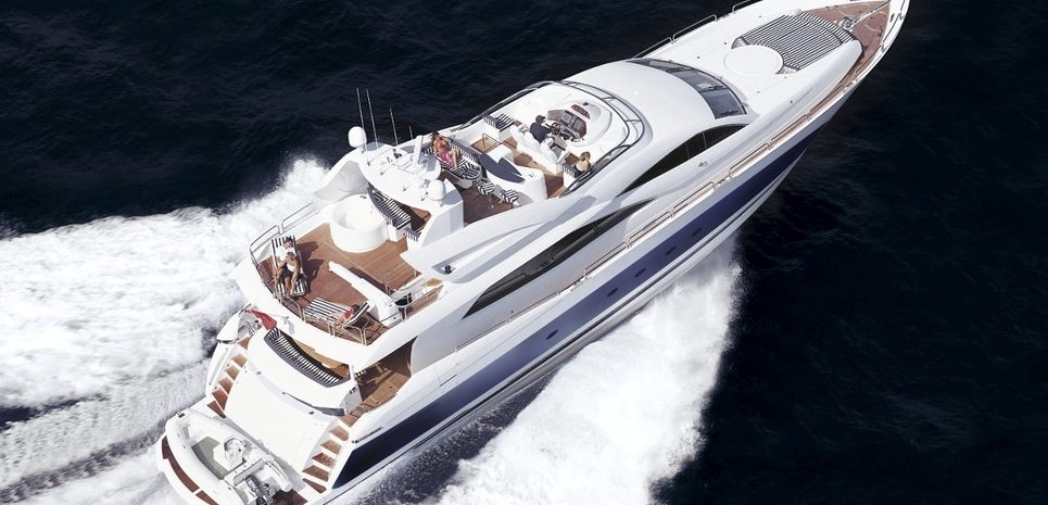 Dreamster Charter Yacht