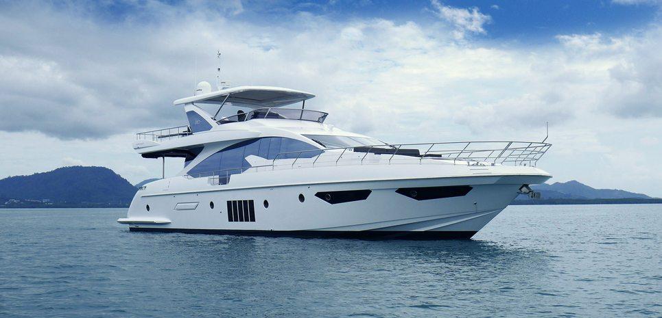 Mirage Charter Yacht