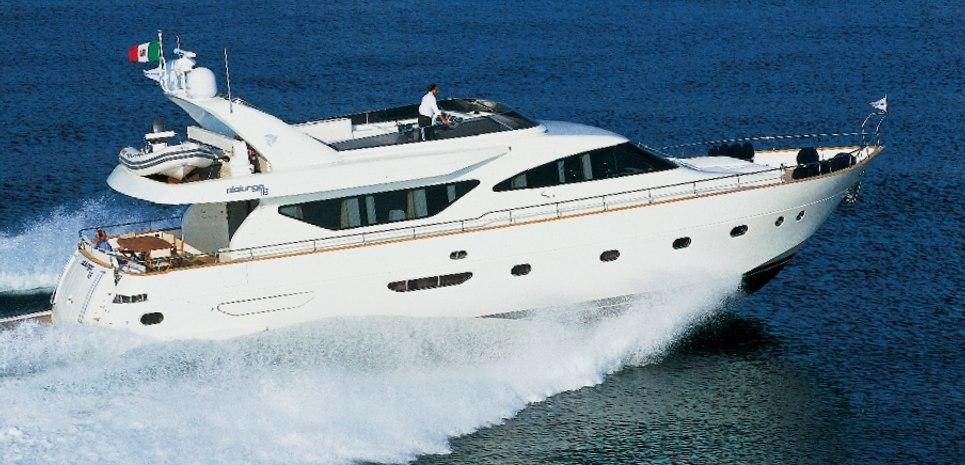 Riviera Charter Yacht