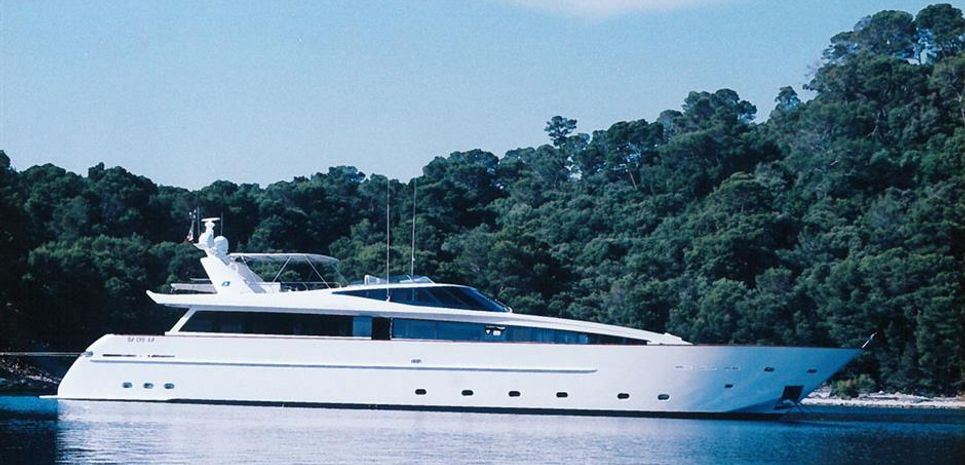 Sea Wish Charter Yacht