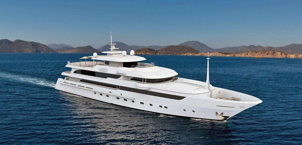 Maybe Charter Yacht