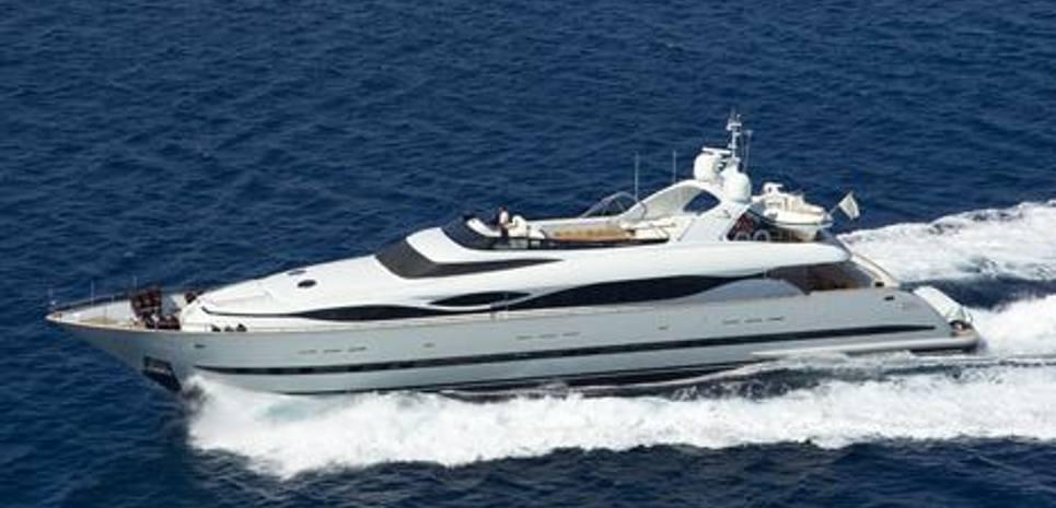 Maiora 39DP Charter Yacht