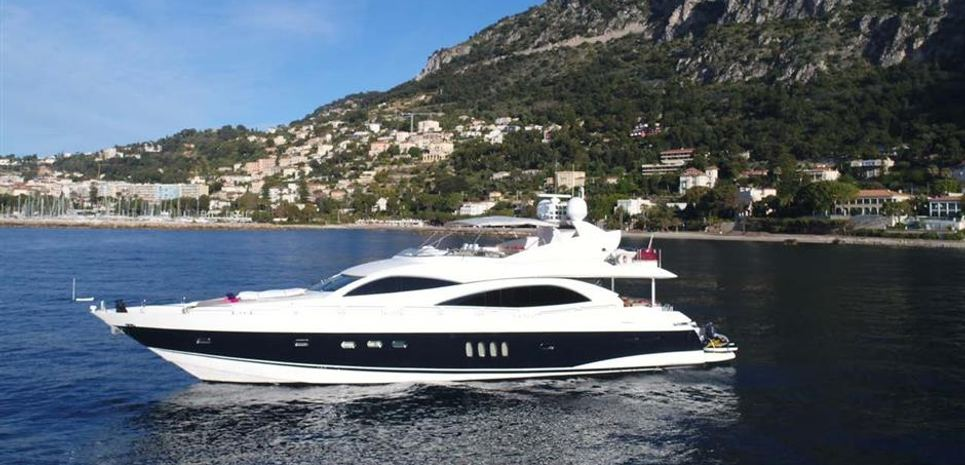 Excelerate Z Charter Yacht