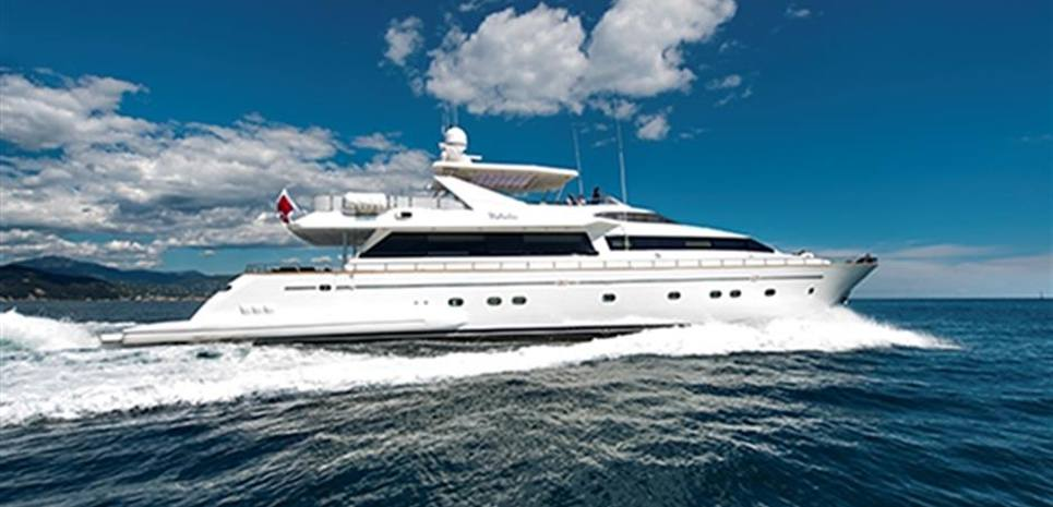 Ariella Charter Yacht
