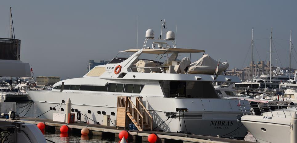 Nibras Charter Yacht