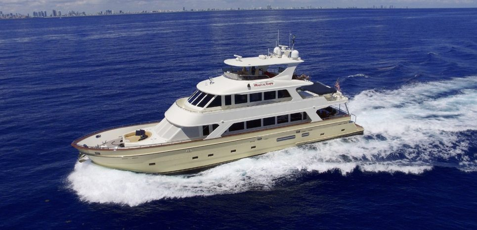 Magical Days Charter Yacht