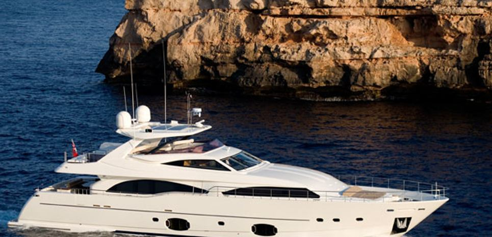 Inspiration B Charter Yacht