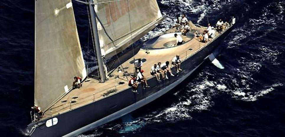 Virtuelle Charter Yacht
