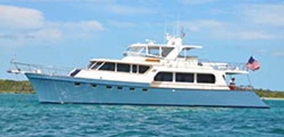 Casamar Charter Yacht