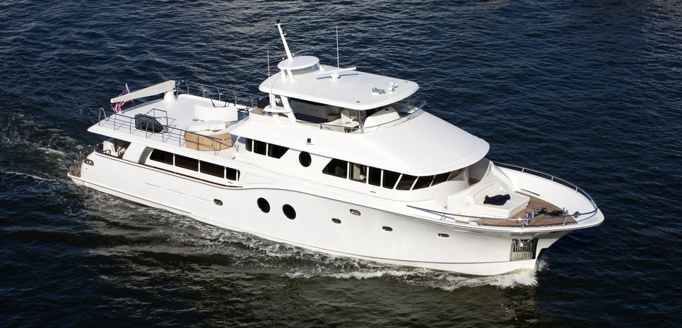 Wicked Cool Charter Yacht