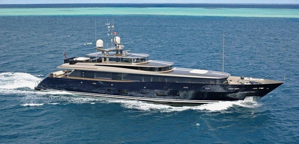 Loretta Anne Charter Yacht